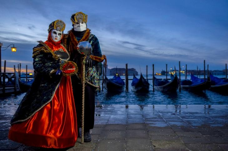 Venetsianskiy karnaval foto 19