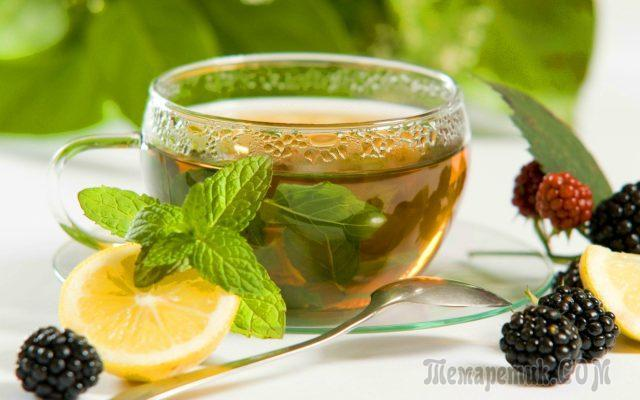 Монастырский чай для похудения состав пропорции