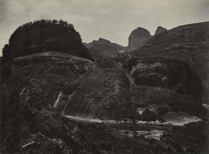 Редчайшие кадры Китая времён династии Цин: природа, люди, города безвозвратно ушедшей эпохи 53