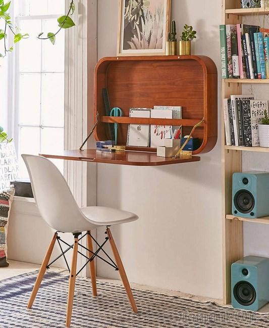 50 Гениальных конструкций «умной» мебели для небольших помещений