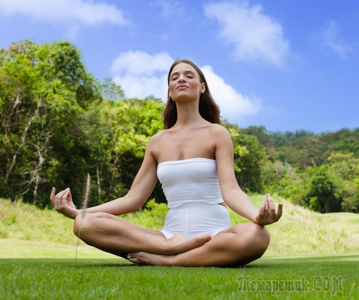 Тибетская гормональная гимнастика для оздоровления, похудения и долгожительства