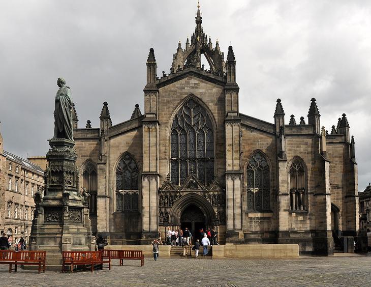 Собор Святого Джайлса (St. Giles Cathedral)