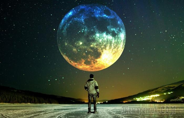 Странные факты о Луне, которые не могут объяснить современные учёные