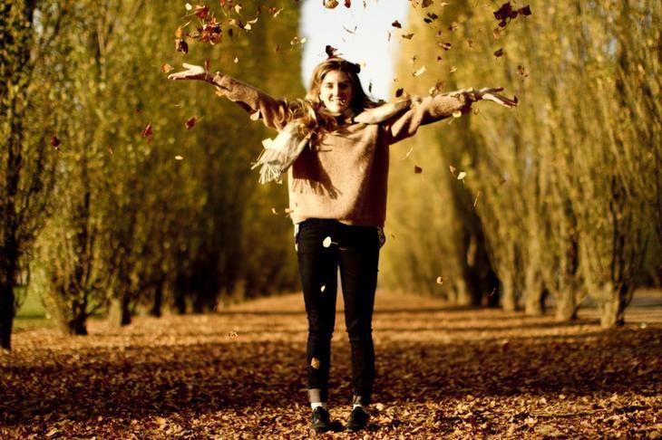 Чарующая осенняя Франция места, осень, путешествия, франция