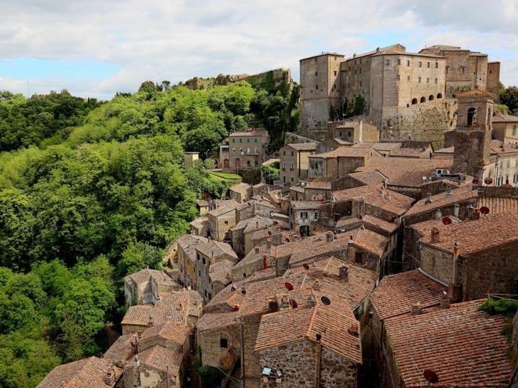 В Италии много красивых мест