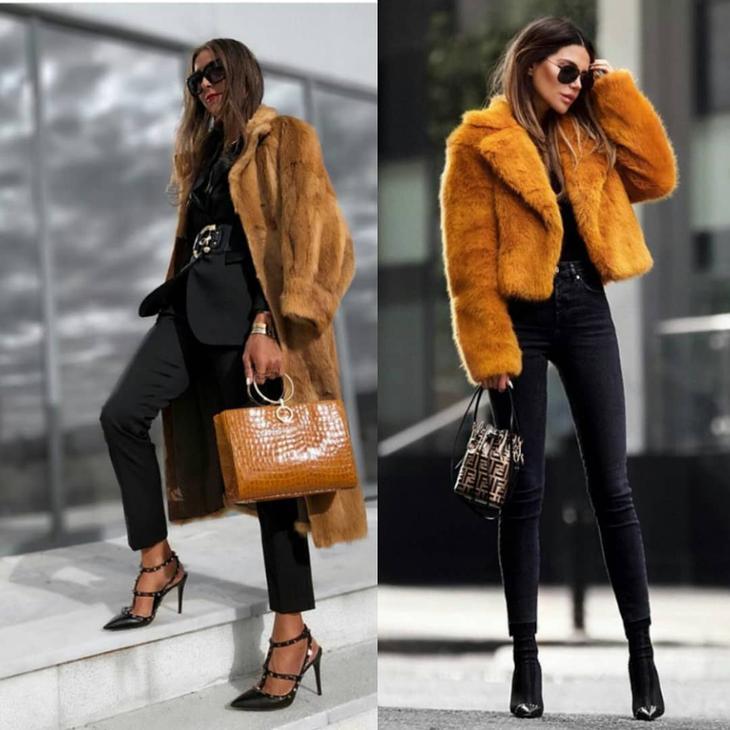 Модные образы на каждый день осень-зима 2018-2019 фото 5