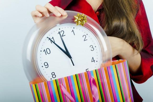 Можно ли дарить часы близким людям на день рождение или другой праздник