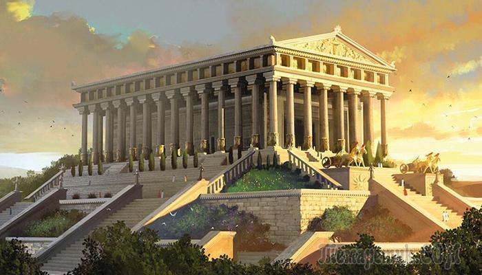 Зачем на самом деле Герострат сжёг одно из чудес света — храм Артемиды