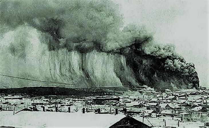 Засекреченное цунами. 1952 год, Северо-Курильск, трагедия, цунами