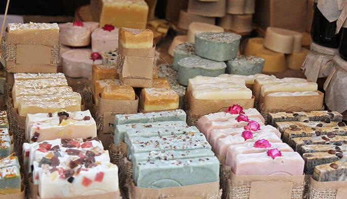 Как приготовить мыльную основу в домашних условиях