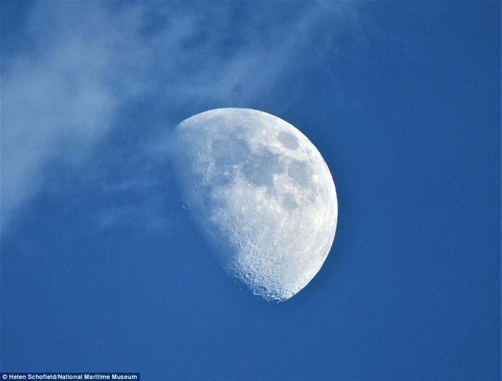 Луна. Хелен Скофилд, Великобритания. астрономия, конкурс, космос, красиво, лучшее, планеты, фото, фотографы