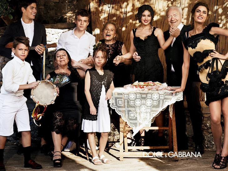 Италия. Семейные традиции разных народов