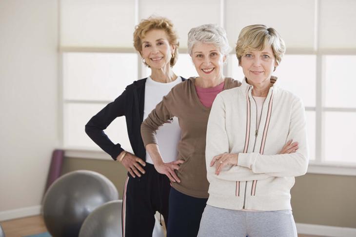 Женщины 40+ Не дайте гормонам взять верх над вами!