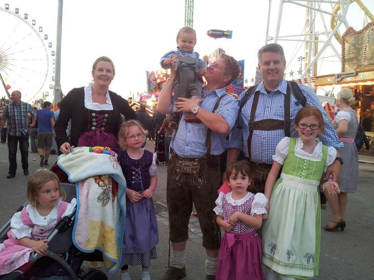 Германия. Семейные традиции разных народов
