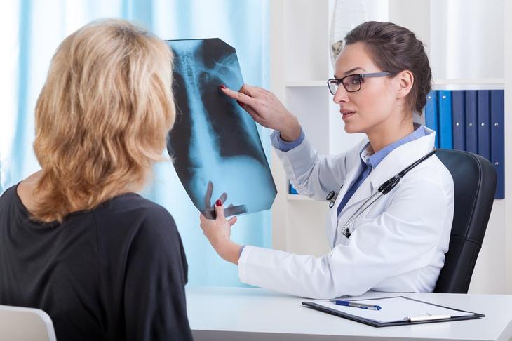 Рентген и пневмония