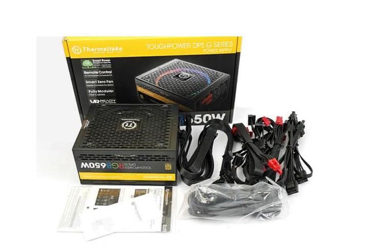 Рис. 7. Модель DPS G RGB 650W.