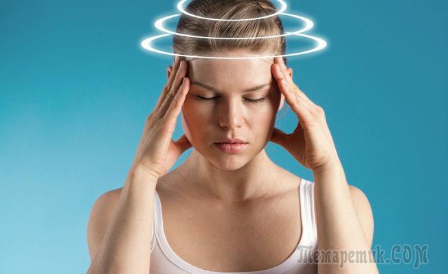 Постоянное головокружение причины у женщин
