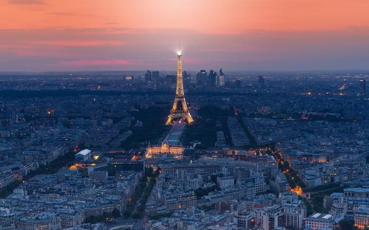 Венец Парижа