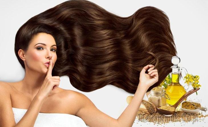 Горчица для роста волос: польза, вред. Рецепты масок для роста волос с горчицей для стимулирования роста