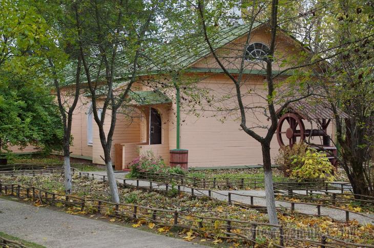 Дом Чехова в Мелихове