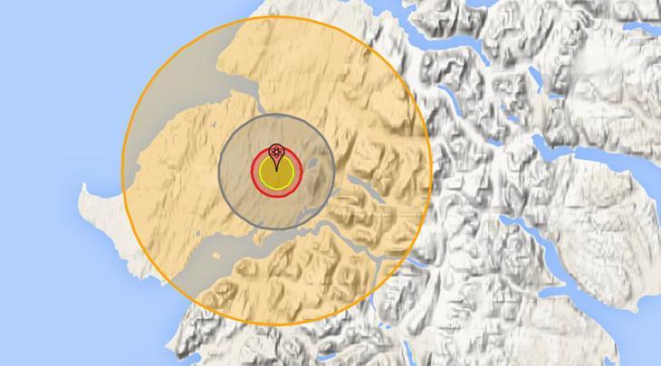 Советские испытания №158 и №168 25 августа и 19 сентября 1962 года, с перерывом всего в месяц СССР провели ядерные испытания над архипелагом Новая Земля. Естественно, никакая видео- и фотосъемка не велась. Сейчас известно, что обе бомбы имели тротиловый эквивалент в 10 мегатонн. Взрыв одного заряда уничтожил бы все живое в пределах четырех квадратных километров.