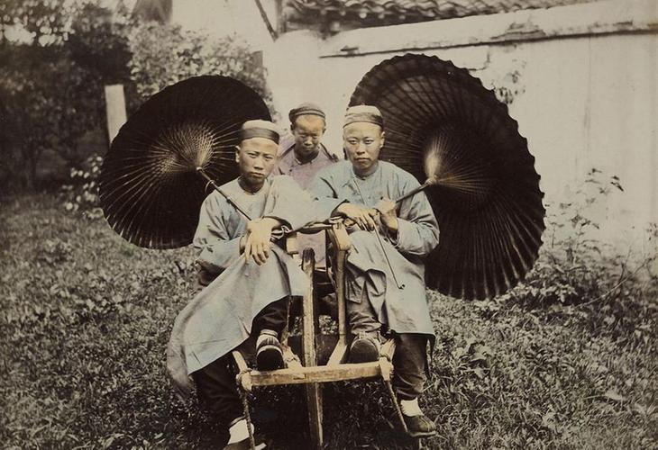Редчайшие кадры Китая времён династии Цин: природа, люди, города безвозвратно ушедшей эпохи 80