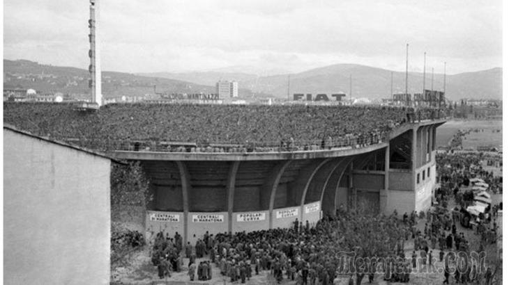 нло на стадионе флоренции