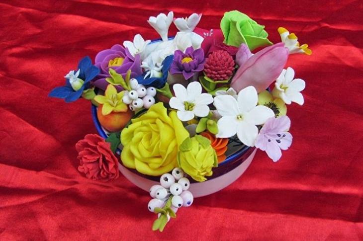 fullsize Поиск на Постиле: цветы из холодного фарфора мастер-класс