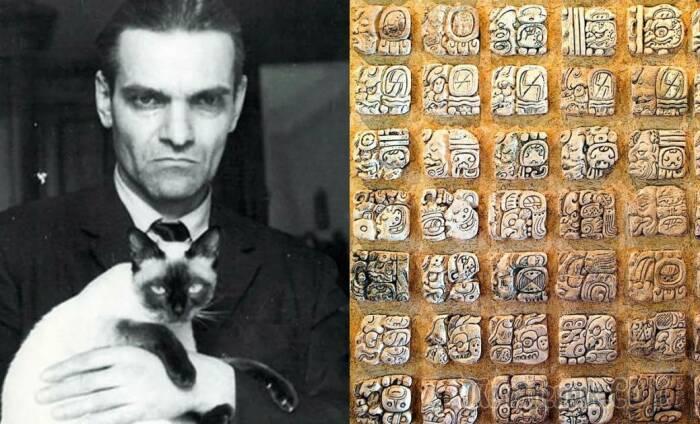 Как советский ученый с помощью кошки расшифровал письмена майя, не выходя из кабинета