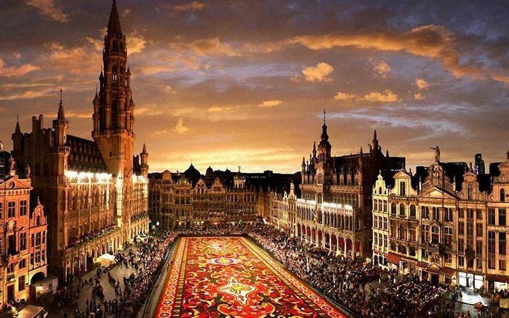 15 самых привлекательных достопримечательностей Бельгии