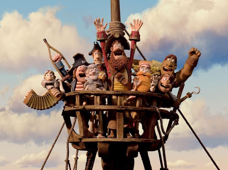 Пираты разжились киноновинками
