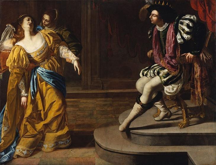 Эсфирь (ивр. אסתר, Эсте́р) — главная героиня одноимённой книги Танаха (Ветхого Завета) и событий, связанных с праздником Пурим. Одна из знаменитых библейских женщин. Эсфирь была родственницей, а потом и приёмной дочерью еврея Мардохея (Мордехая), жившего в Сузах и однажды спасшего жизнь персидскому царю Артаксерксу. Когда царь выбирал себе новую жену, выбор его пал на Эсфирь. Возвышение иудейки возбудило зависть и злобу у некоторых придворных и особенно у Амана — амаликитянина, пользовавшегося властью с крайним высокомерием и деспотизмом. Раздражённый тем, что Мардохей относился к нему без раболепства, Аман решил погубить не только его самого, но и весь его народ, и добился согласия царя на издание указа об истреблении евреев. Узнав об этом, Мардохей потребовал от Эсфири, чтобы она заступилась перед царём за свой народ. Отважная Эсфирь под страхом потерять своё положение и жизнь вопреки строгому придворному этикету явилась к царю без приглашения и убедила его посетить приготовленный ею пир, во время которого и обратилась к нему с просьбой о защите. Узнав, в чём дело, царь приказал повесить Амана на той виселице, которую он приготовил для Мардохея