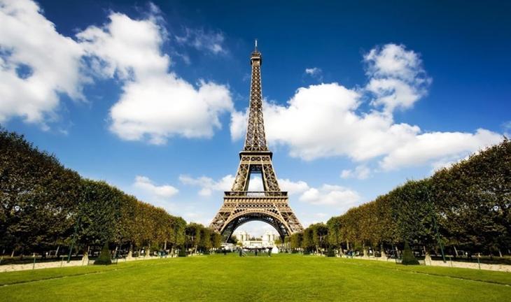 Как добраться из Эйфелева башня Франция в Аэропорт CDG