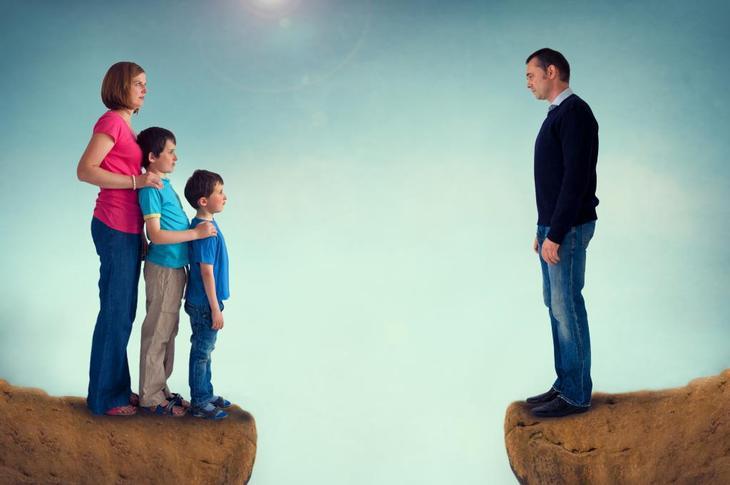 Права отца на ребенка после развода. Обязанности отца после развода. Семейное право