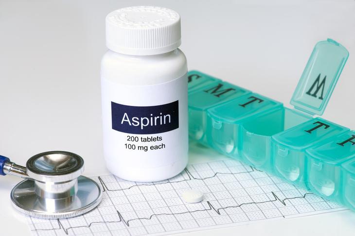 Как работает аспирин