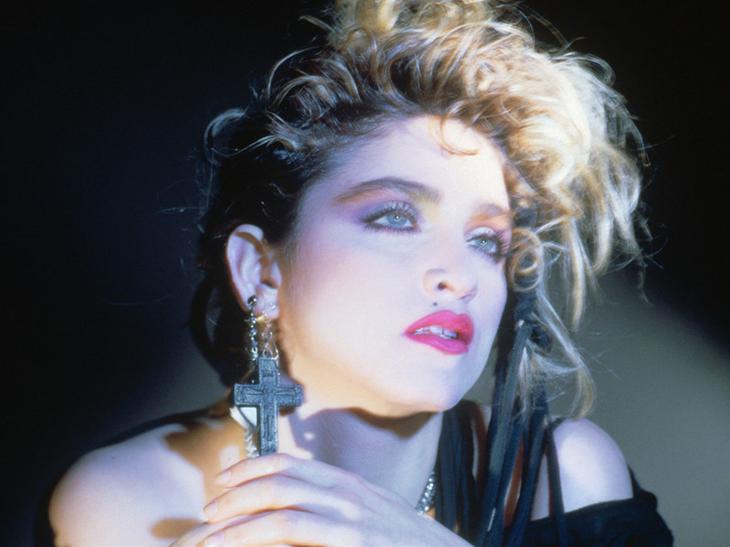 Мадонна 80-х  идеал красоты, идеальная внешность, идеальная девушка, мода, мода девушки