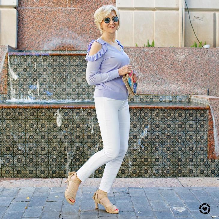 летние брюки фото 5