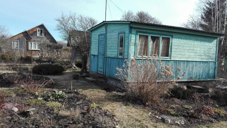Что можно сделать из старой советской дачи за $2700