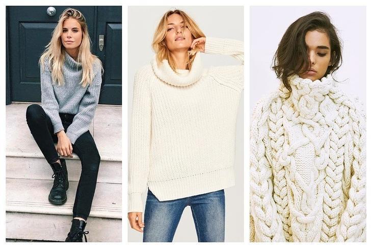 Как отличить свитер от джемпера, а пуловер — от кардигана?
