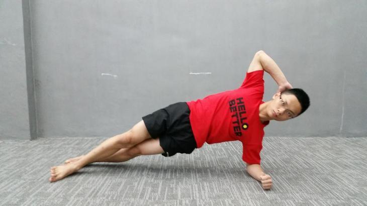 упражнения для прямых мышц спины