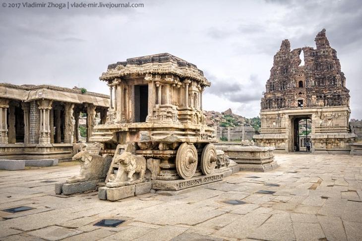 Хампи – руины великой империи в сердце Индии