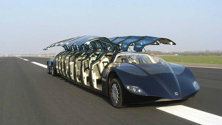 Superbus. авто, рекордсмены, факты