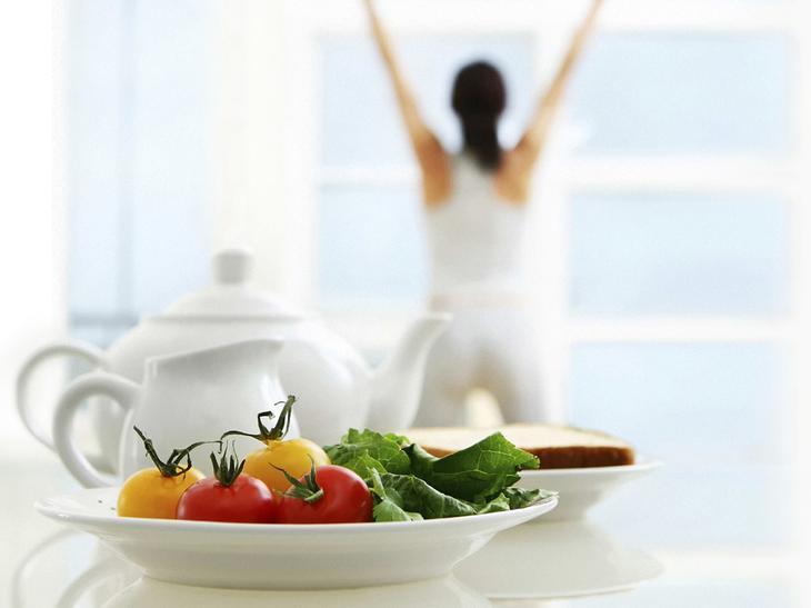 пример правильное питание для похудения
