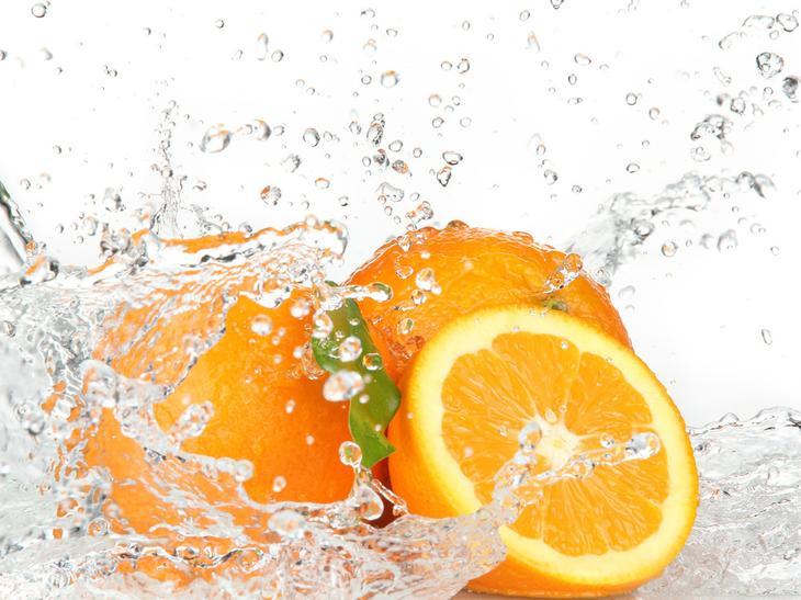 8. Апельсины. 8 продуктов, которые успокаивают нервы и борются с депрессией