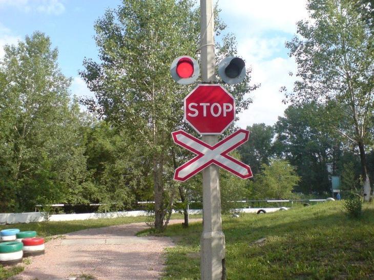 как правильно остановиться перед знаком стоп