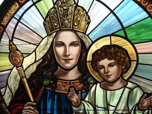 """Божественная благодать - молитва """"Царица Небесная"""""""