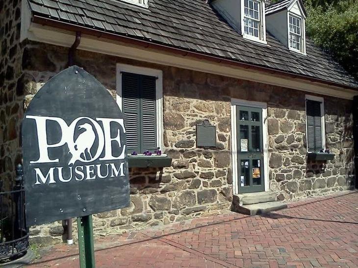 В Ричмонде есть музей его памяти Эдгар Аллан По, знаменитые писатели, факты из жизни