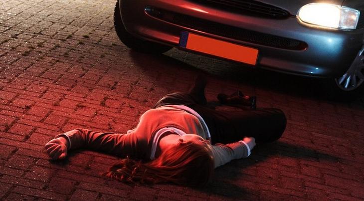 Сонник сбила машина меня не на смерть
