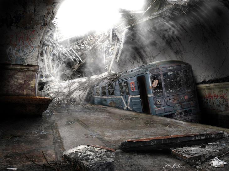 Станция метро «Сокол», Москва loverme