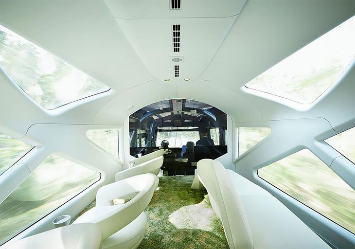Загляните в Сики-Шима — самый дорогой поезд Японии